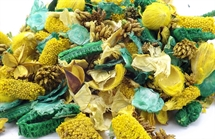 Hand Blended Pot pourri Lemon