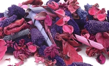 Hand Blended Pot pourri Wild Berry & Grape