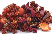 Hand Blended Pot pourri Spice Rack