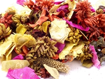 Hand Blended Pot pourri Honeysuckle