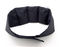 Hot Belt, Wheat Bag,Black Gaberdine, Ideal for lower back, with Lavender Essential Oil,