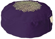 OM VITA Zafu Meditation Cushion.
