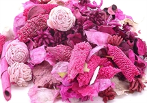 Hand Blended Pot pourri Rose