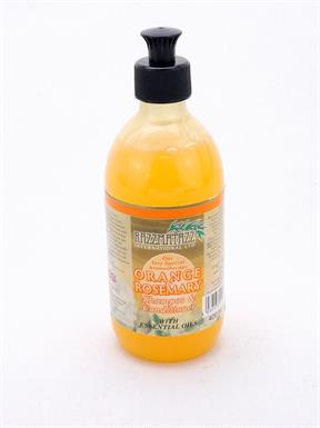 Aromatherapy Shampoo 400 ml Orange & Rosemary