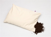 "Organic Buckwheat Pillow , Large size 28"" x 17"" (71cm x 43cm)"