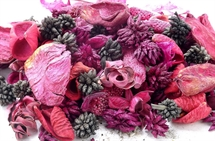 Hand Blended Pot pourri Poppy