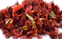 Hand Blended Pot pourri Orange