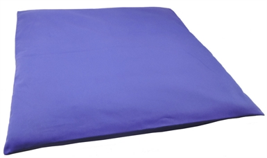 Zabuton Buddhist  Meditation Mat  in Gaberdine  Fabric