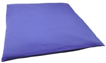 Zabuton Buddhist  Meditation Mat /Yoga / Pilates in Gaberdine  Fabric