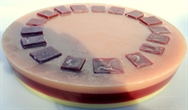 Handcrafted Glycerine Soap Cake Chocolate