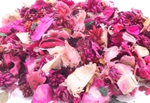 Hand Blended Pot pourri Cherry Blossom