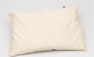 "Organic Natural Kapok Pillow Standard Size 24"" x 17"""