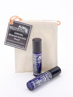 Aromatherapy Roll on Massage Blend Sensual   twin pack