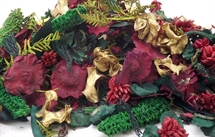 Hand Blended Pot pourri Christmas Liqueur